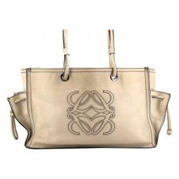 Lazo leather handbag