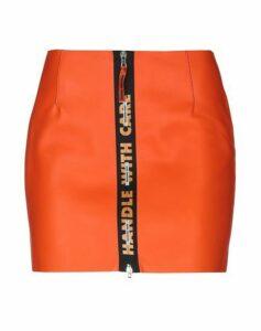 HERON PRESTON SKIRTS Mini skirts Women on YOOX.COM
