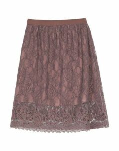 PINK MEMORIES SKIRTS Knee length skirts Women on YOOX.COM