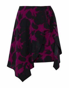 DEREK LAM 10 CROSBY SKIRTS Knee length skirts Women on YOOX.COM