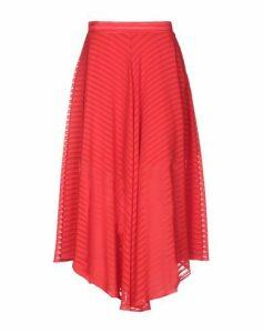 NINEMINUTES SKIRTS 3/4 length skirts Women on YOOX.COM