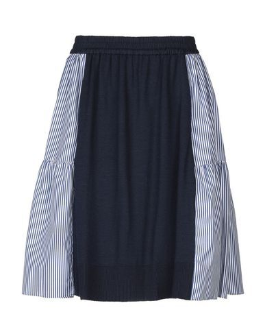 GOEN.J SKIRTS Knee length skirts Women on YOOX.COM