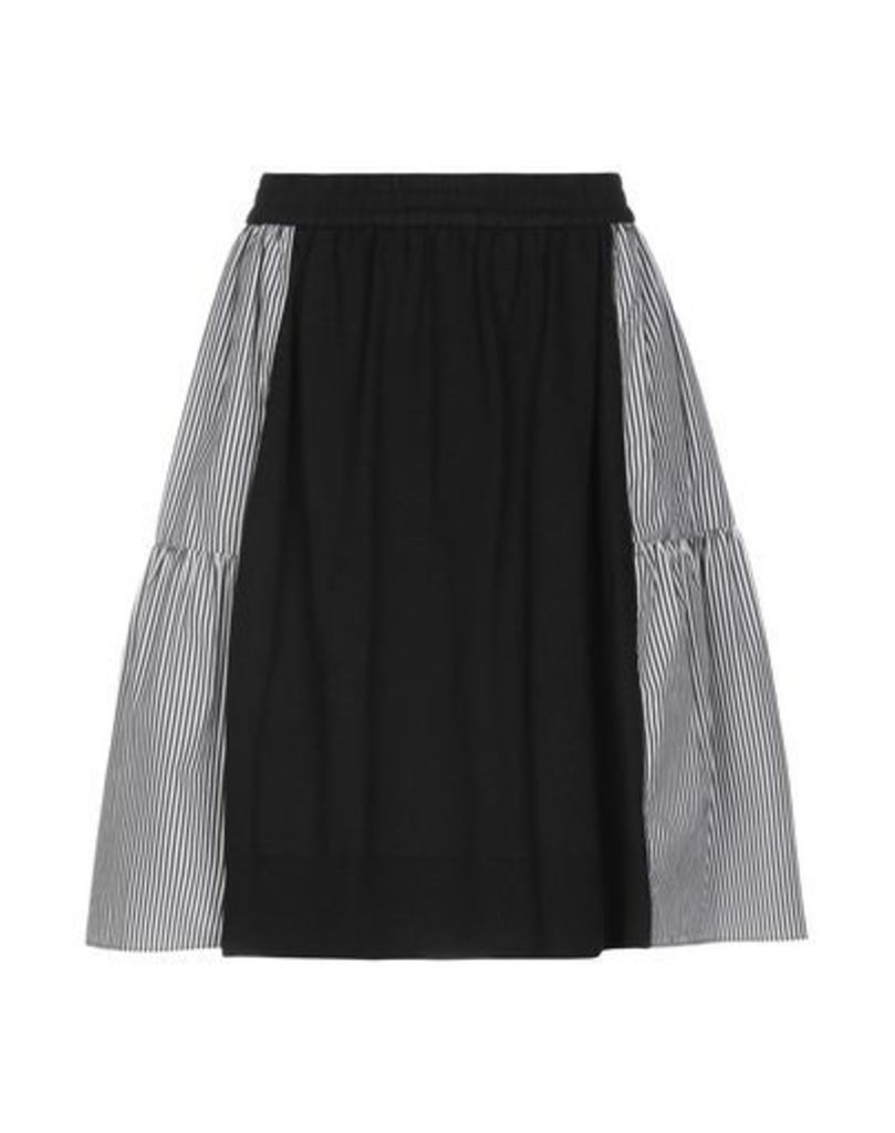 GOEN.J SKIRTS Knee length skirts Women on YOOX.COM