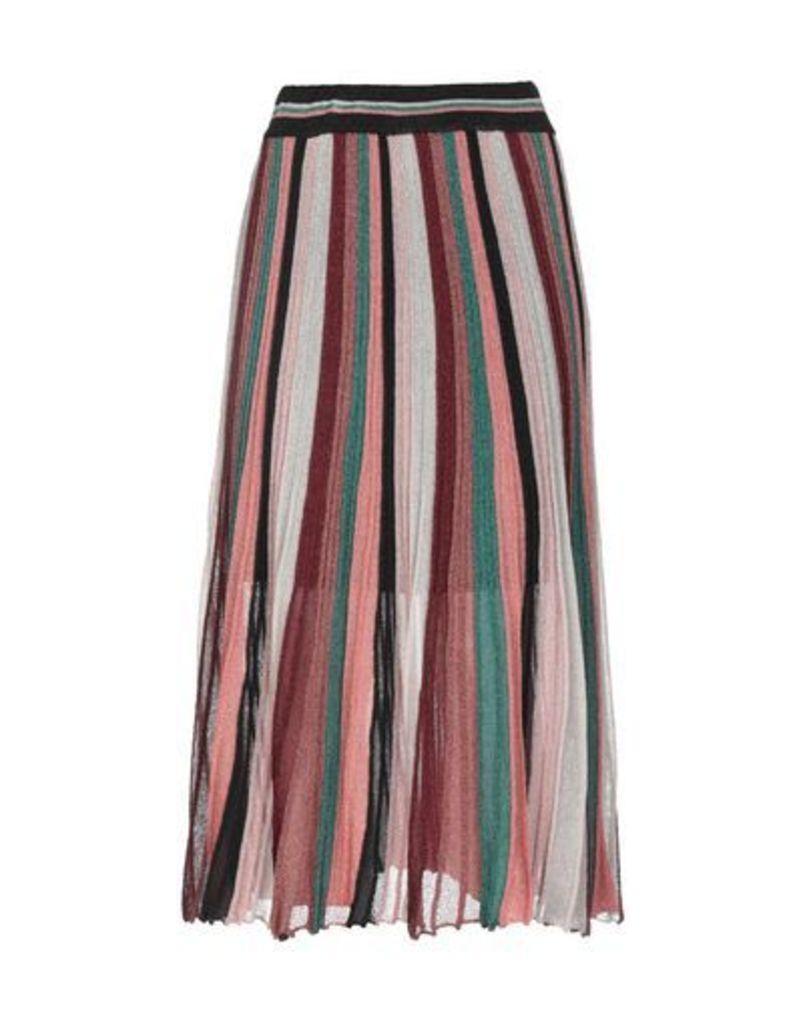 SFIZIO SKIRTS 3/4 length skirts Women on YOOX.COM