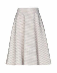 ULTRA'CHIC SKIRTS Knee length skirts Women on YOOX.COM