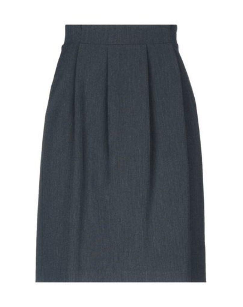 PESERICO SIGN SKIRTS Knee length skirts Women on YOOX.COM