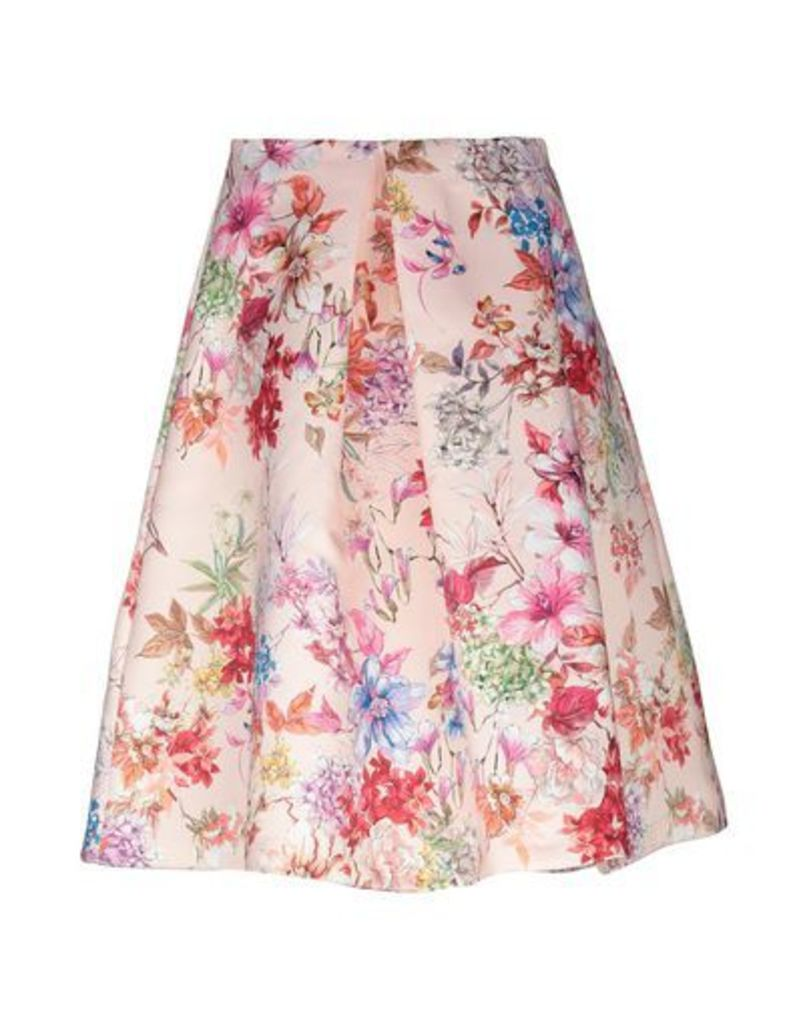 TWENTY EASY by KAOS SKIRTS Knee length skirts Women on YOOX.COM