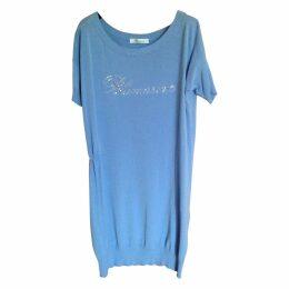 Turquoise Cotton Dress