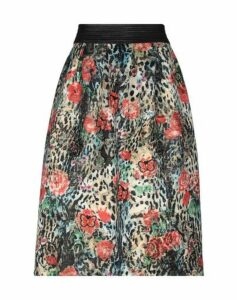 LM LULU SKIRTS 3/4 length skirts Women on YOOX.COM