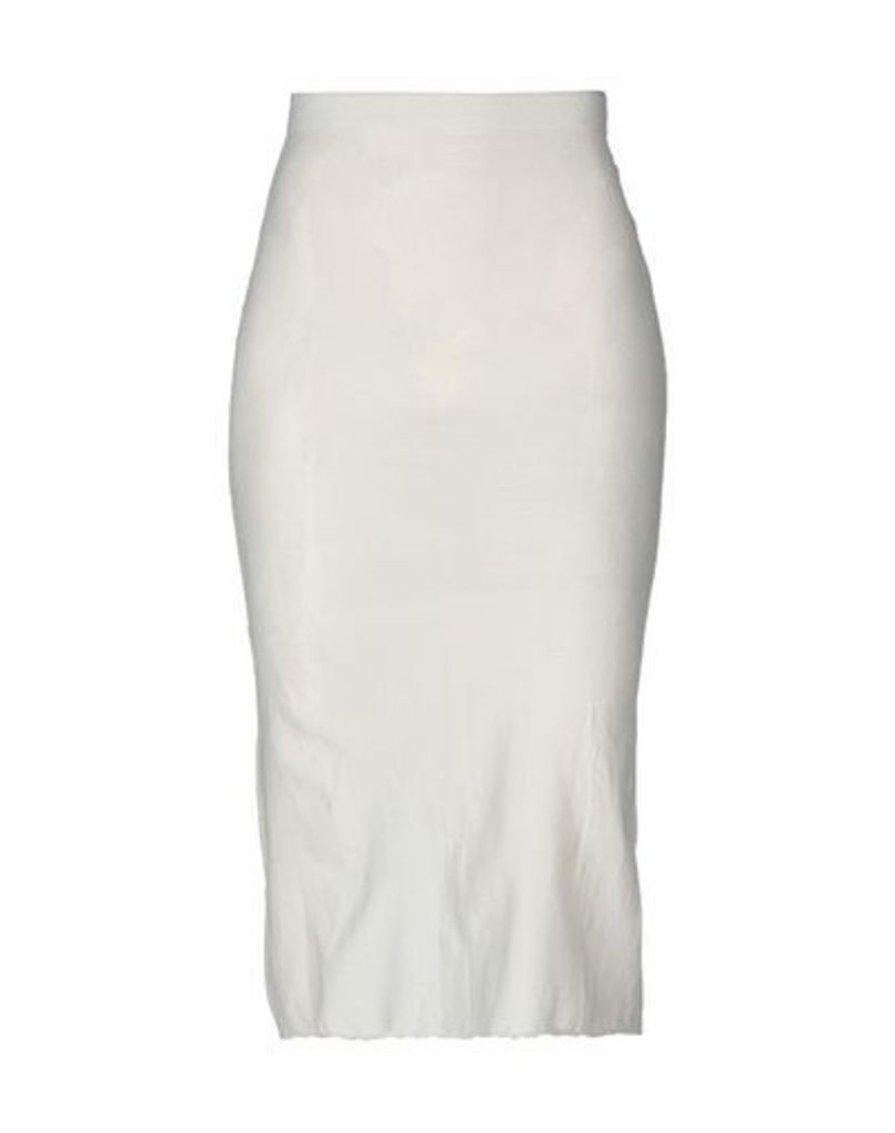 MARC LE BIHAN SKIRTS 3/4 length skirts Women on YOOX.COM