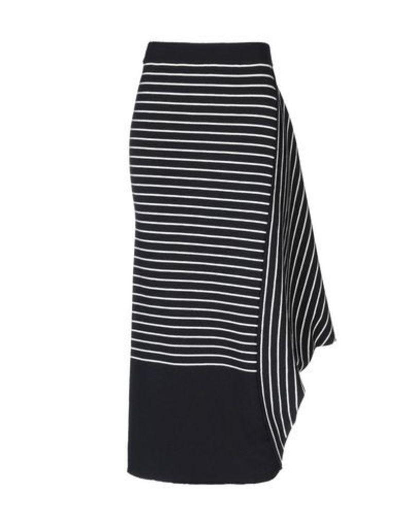 J.W.ANDERSON SKIRTS 3/4 length skirts Women on YOOX.COM