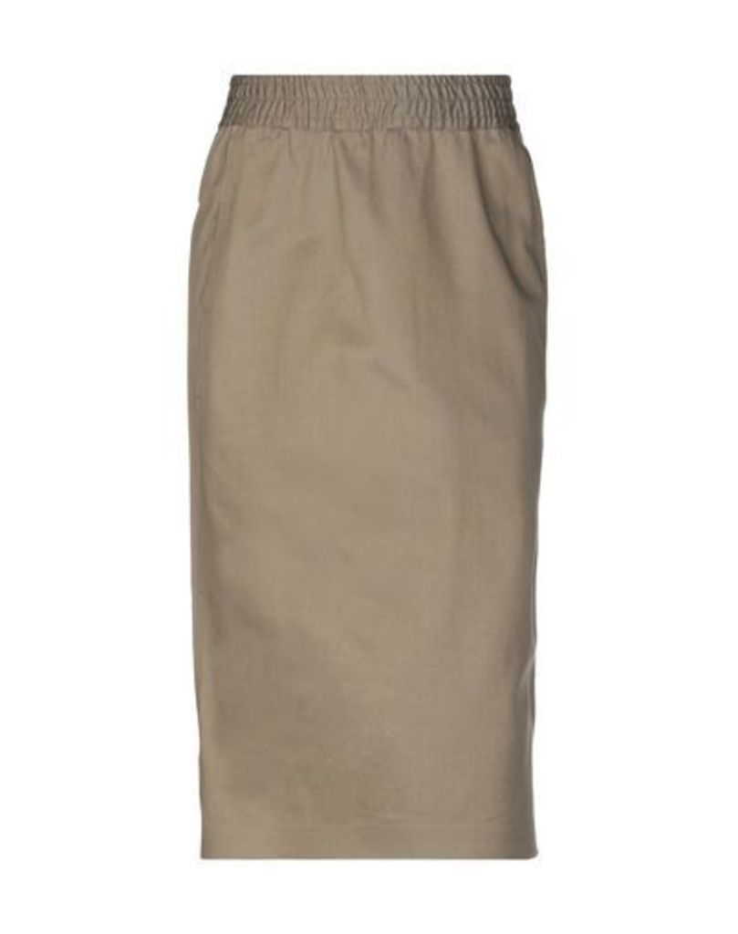 BARBARA ALAN SKIRTS Knee length skirts Women on YOOX.COM