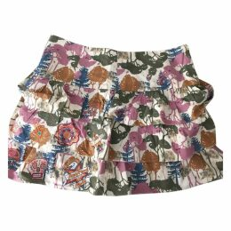 Multicolour Cotton Skirt