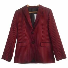 Red Cotton Jacket