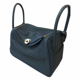Lindy leather handbag