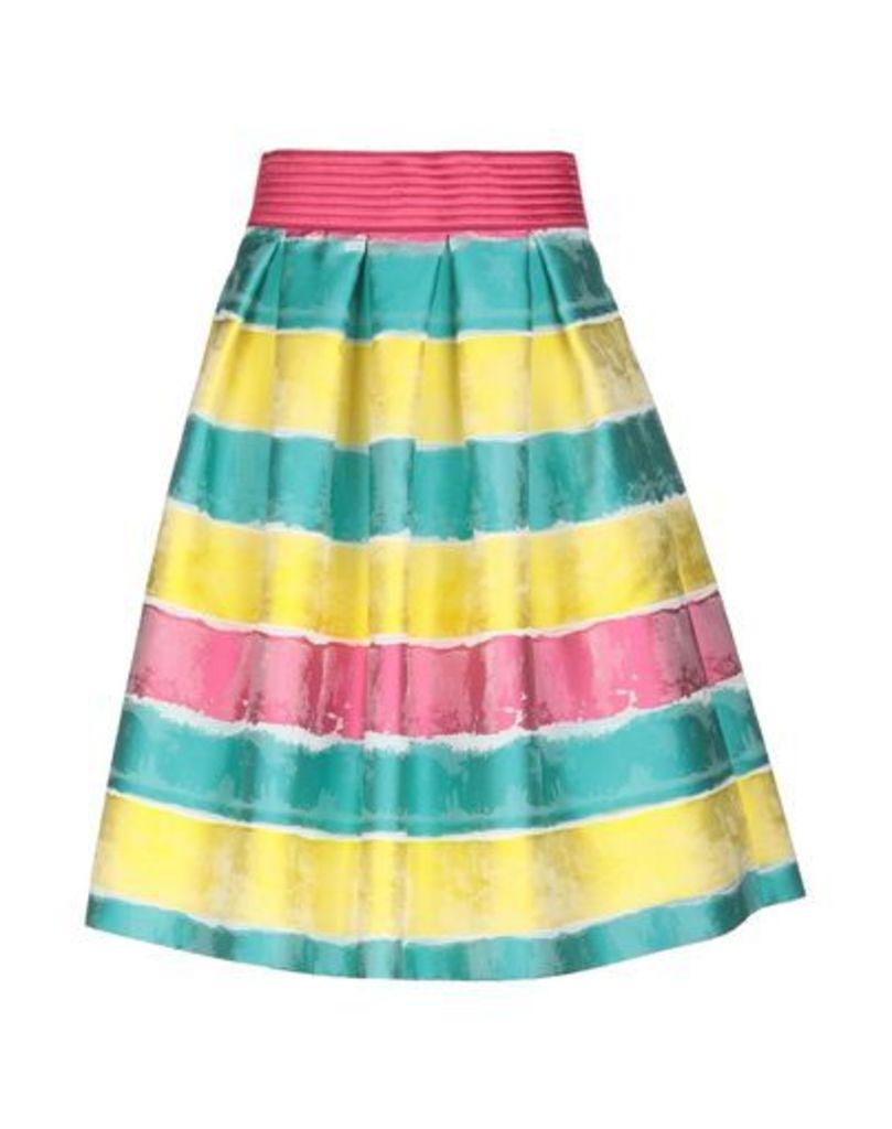 GUTTHA SKIRTS Knee length skirts Women on YOOX.COM