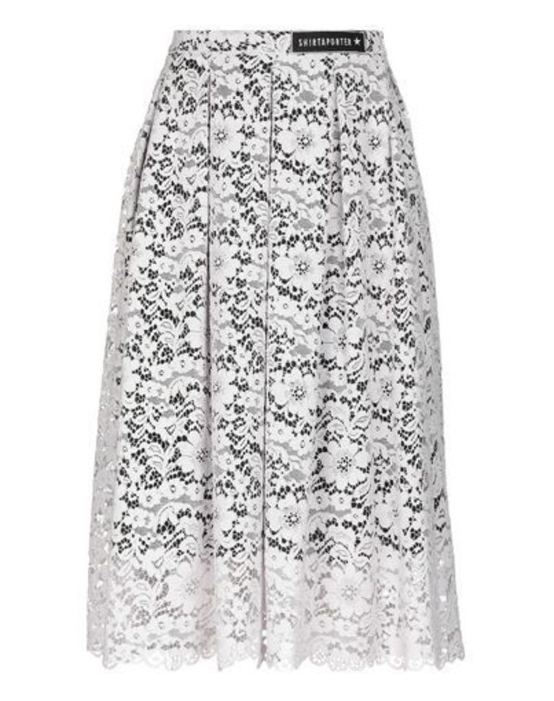 SHIRTAPORTER SKIRTS 3/4 length skirts Women on YOOX.COM
