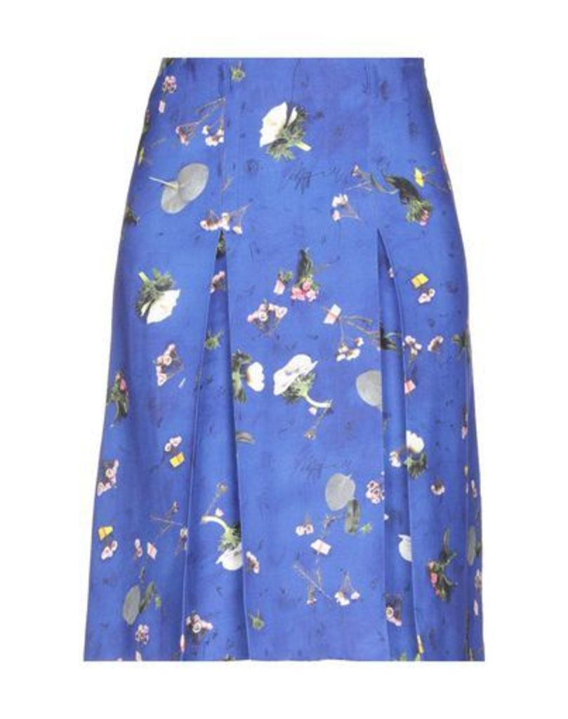 CACHAREL SKIRTS Knee length skirts Women on YOOX.COM