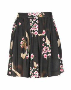 MOSCHINO SKIRTS Mini skirts Women on YOOX.COM