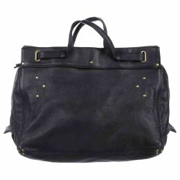 Carlos leather handbag