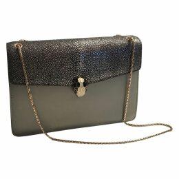 Serpenti stingray handbag