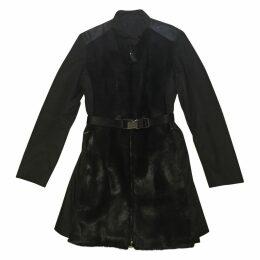 100% Authentic Prada Black Fur.