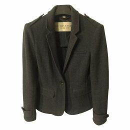 Burberry Brit Wool Blazer
