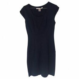 DvF Mini Kleid in blau