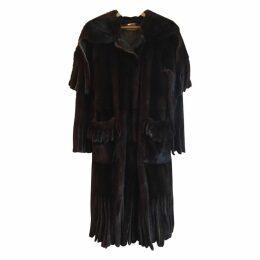 Double-sided Mink Fur Coat