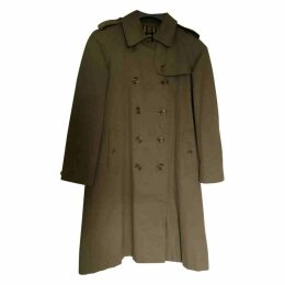 Rare small size vintage trench coat