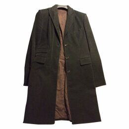 Cappotto nero Daniele alessandrini