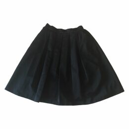 Black Max Mara skirt