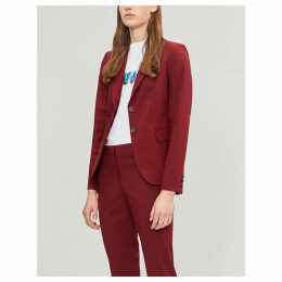 Carissa stretch-wool jacket