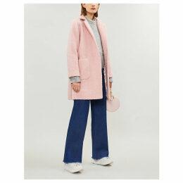 Fenn wool-blend coat