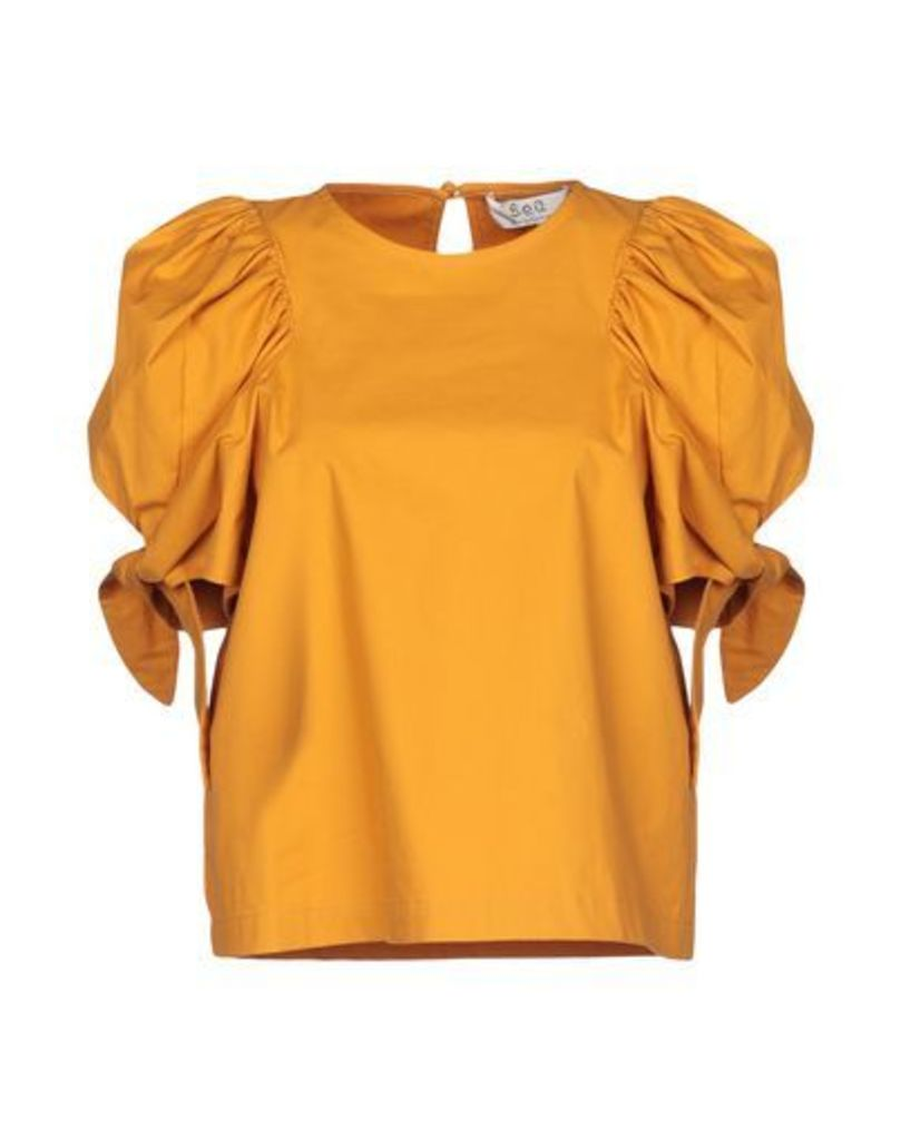 SEA SHIRTS Blouses Women on YOOX.COM