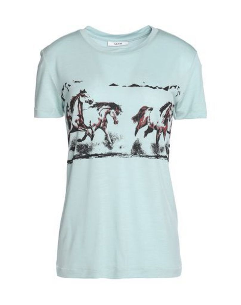 GANNI TOPWEAR T-shirts Women on YOOX.COM