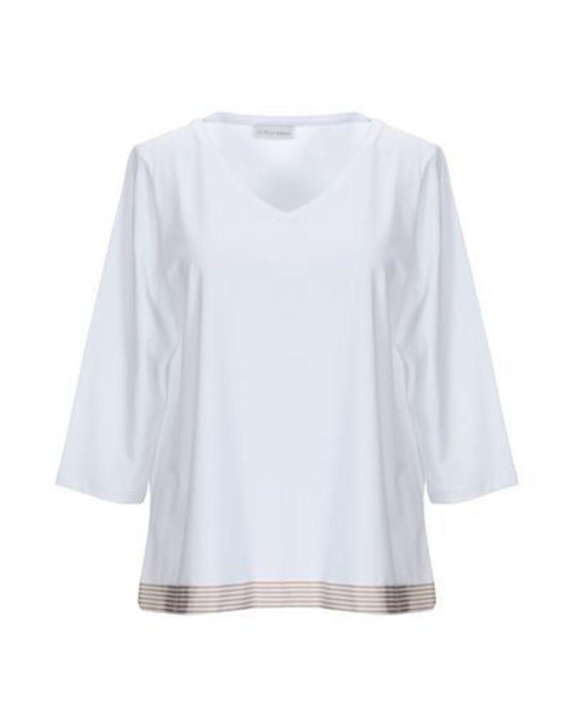 LE TRICOT PERUGIA TOPWEAR T-shirts Women on YOOX.COM