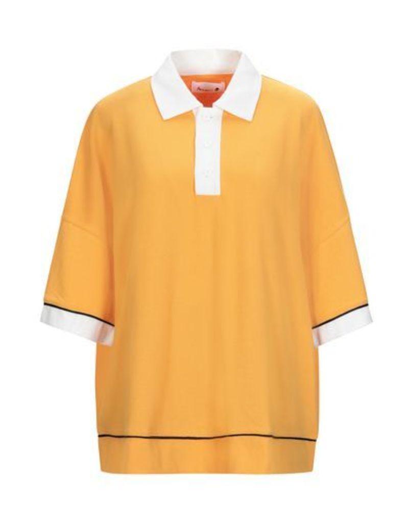BONSAI TOPWEAR Polo shirts Women on YOOX.COM