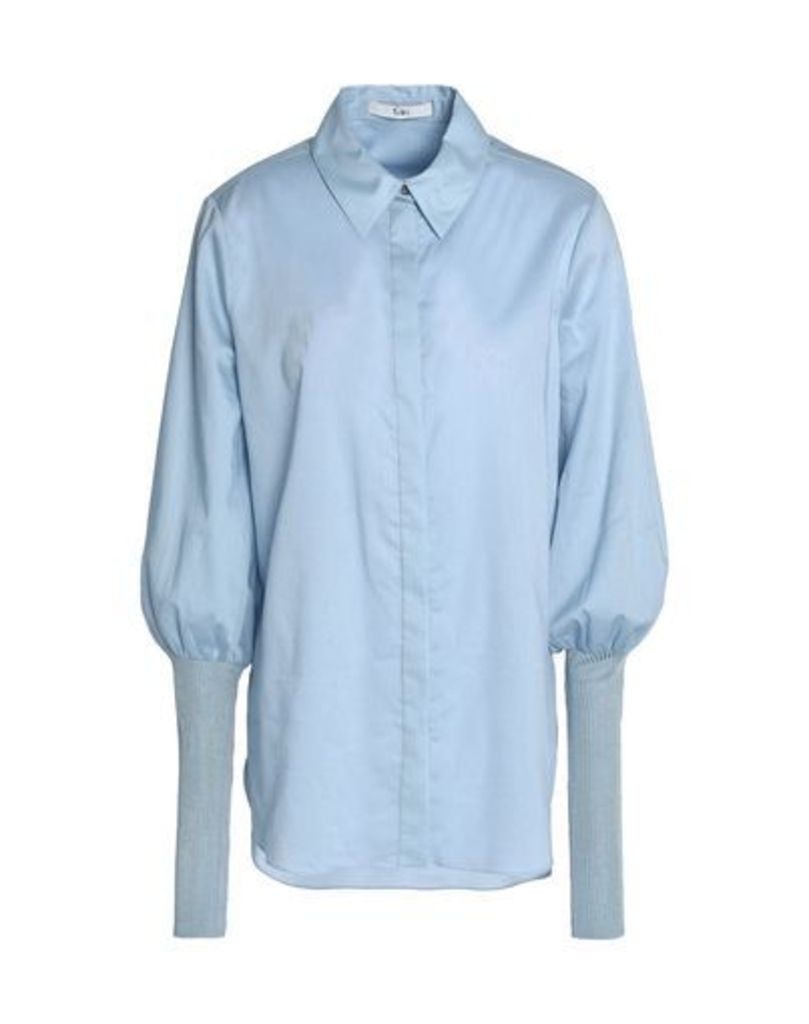TIBI SHIRTS Shirts Women on YOOX.COM
