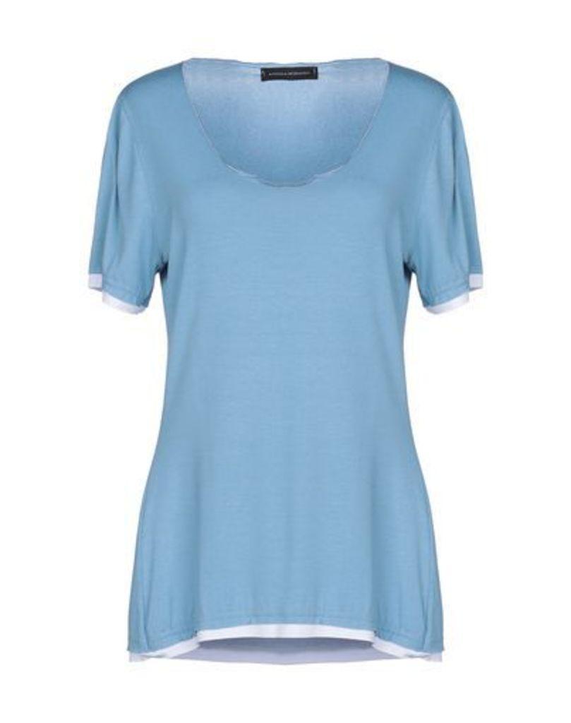 ANDREA MORANDO TOPWEAR T-shirts Women on YOOX.COM