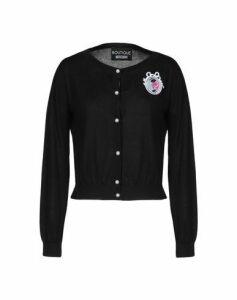 BOUTIQUE MOSCHINO KNITWEAR Cardigans Women on YOOX.COM