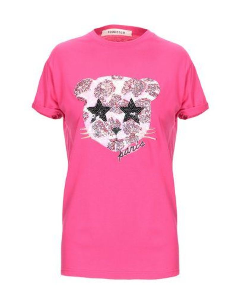FOUDESIR TOPWEAR T-shirts Women on YOOX.COM