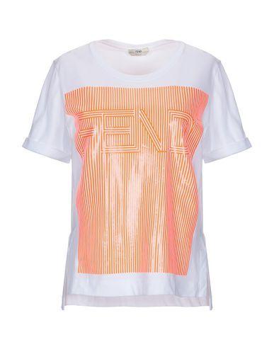 FENDI TOPWEAR T-shirts Women on YOOX.COM
