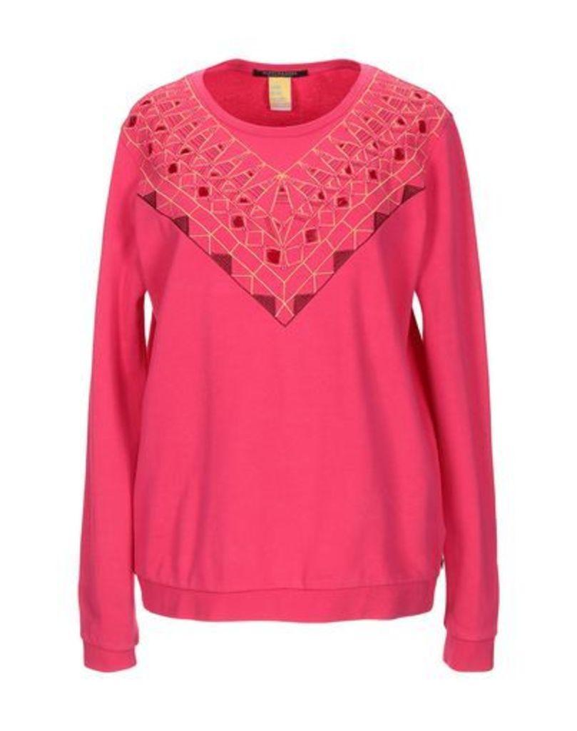 MAISON SCOTCH TOPWEAR Sweatshirts Women on YOOX.COM