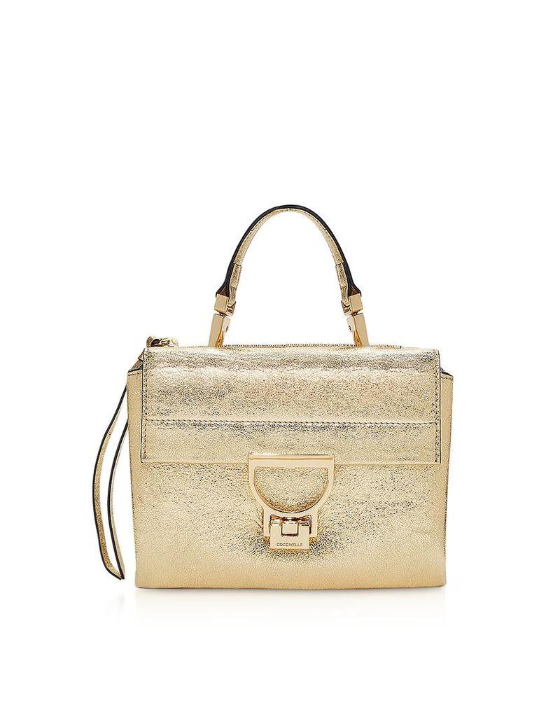 Coccinelle Designer Handbags, Arlettis Glitter Mini Bag w/Shoulder Strap