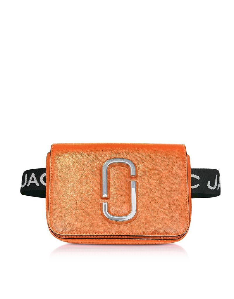 Marc Jacobs Designer Handbags, Fluorescent Hip Shot Bag