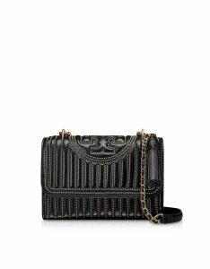 Tory Burch Designer Handbags, Fleming Mini Studs Small Convertible Shoulder Bag