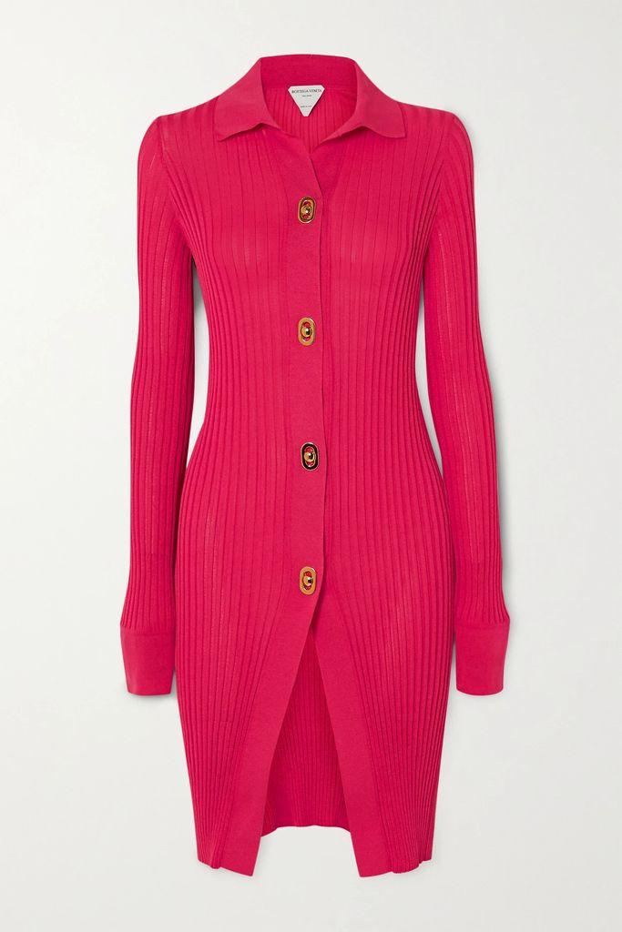 Stella McCartney - Printed Cotton-canvas Tote - Navy