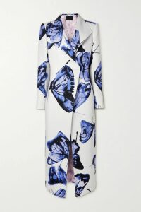 Gucci - Gg Marmont Quilted Leather Shoulder Bag - Black