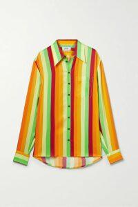 Alexander McQueen - Wool-blend Crepe Blazer - Mint